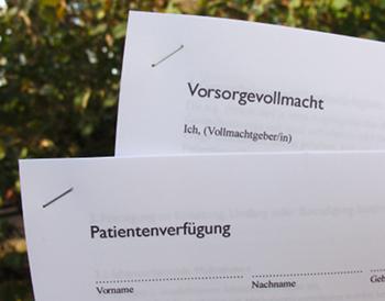 Patientenverfugung Ratgeber Und Kostenloser Download 4
