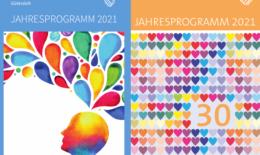 Die Jahresprogramme 2021 sind da!