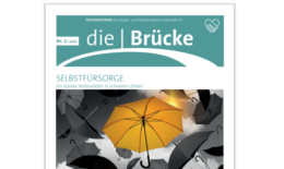 """Jetzt erschienen: die neue Ausgabe unserer Hospizzeitschrift """"die Brücke"""""""