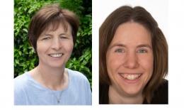 Dürfen wir vorstellen: Evelyn Dahlke und Andrea Düker verstärken unser Team