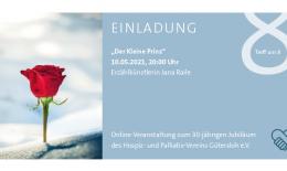 """Treff um 8: """"Der Kleine Prinz"""" mit Erzählkünstlerin Jana Raile"""