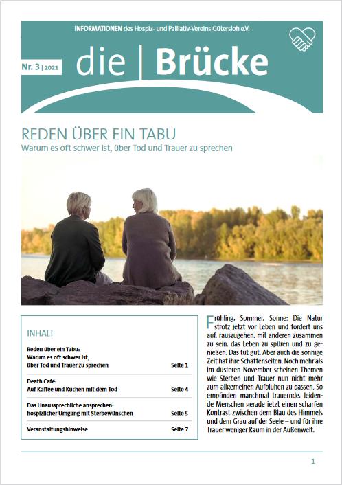 Hospizzeitschrift Die Brücke