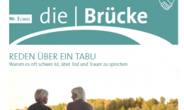 """Die aktuelle """"Brücke"""":  Reden über ein Tabu"""