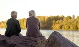 Warum es oft schwer ist, über Tod und Trauer zu sprechen